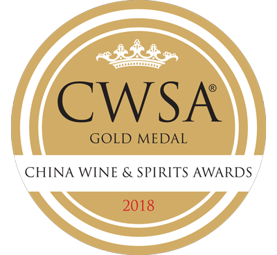 Gold Medal for Sfera Black 2016 at CWSA 2018!